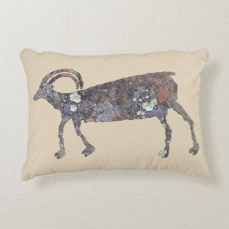 Big Horn Sheep Accent Pillow