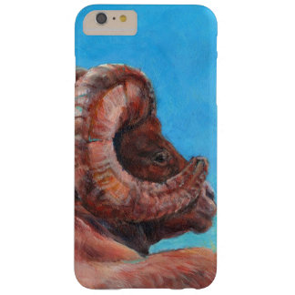 Big Horn Sheep Barely There iPhone 6 Plus Case