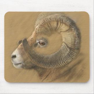 Big Horn Sheep Mousepad