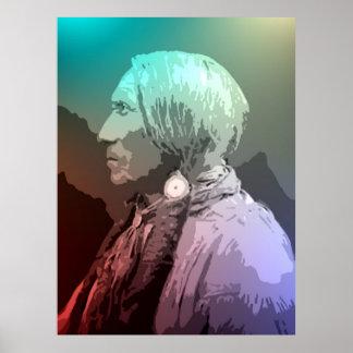 Big Horse - Southern Cheyenne Poster
