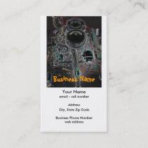 Big Horses Business Card