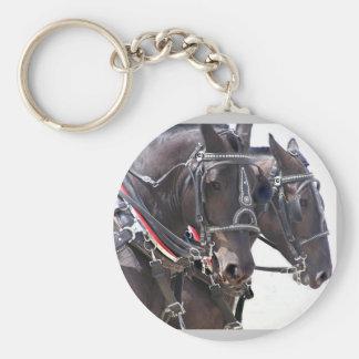 Big Horses Key Chain