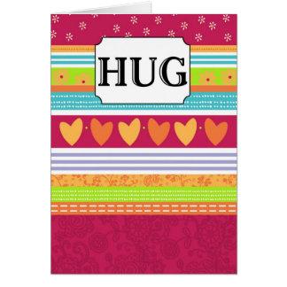 BIG HUG CARD