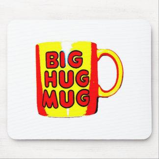 Big Hug Mug Mousepads