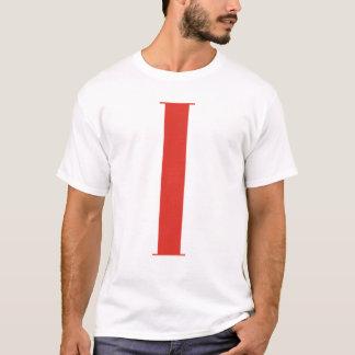 Big I: Jeanne Moderno Lettres T-Shirt