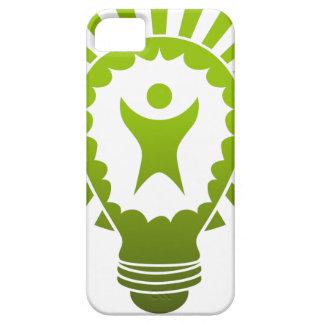 Big Idea Lightbulb Man iPhone SE/5/5s Case