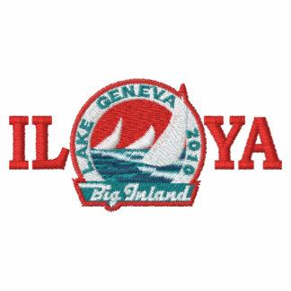Big Inland 2010 ILYA polo - embroidered