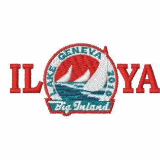 Big Inland 2010 ILYA ultimate polo - embroidered