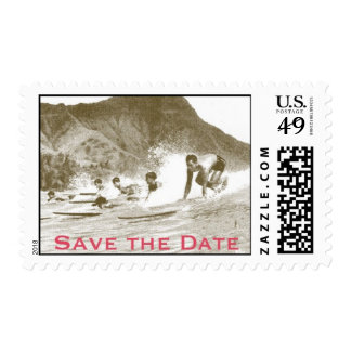 Big Island C by Ceci New York Postage Stamp
