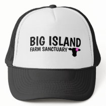 Big Island Farm Sanctuary Trucker Hat