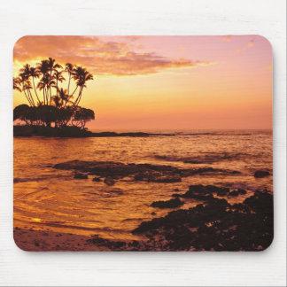 Big Island, Hawaii. Sunset, Big Island Hawaii. 2 Mouse Pad