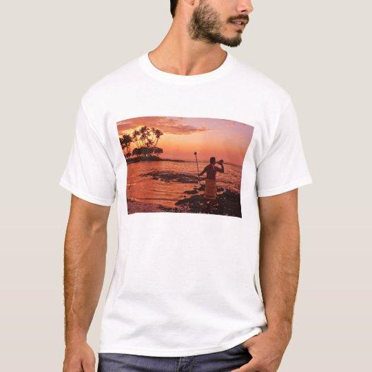 Big Island, Hawaii. Sunset, Big Island Hawaii. T-Shirt