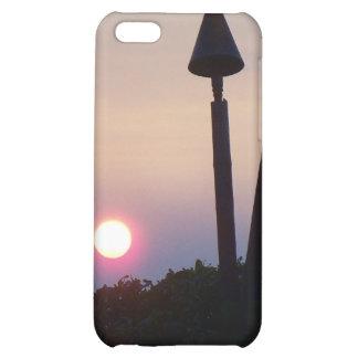 Big Island Hawaii Sunset Luau Gifts Case For iPhone 5C
