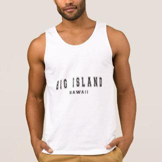 Big Island Hawaii Tank Top