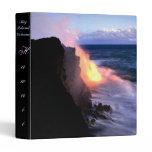 hawaii, hawaiian, island, volcano, binder,