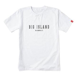 Big Island Hawaii Zazzle HEART T-Shirt