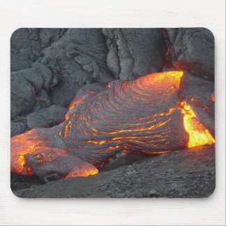 Big Island Lava Flow Mouse Pad