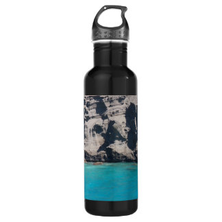 Big Island of Hawaii Green Sand Beach Liberty Bott 24oz Water Bottle