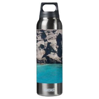 Big Island of Hawaii Green Sand Beach Liberty Bott Insulated Water Bottle