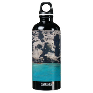 Big Island of Hawaii Green Sand Beach Liberty Bott Water Bottle