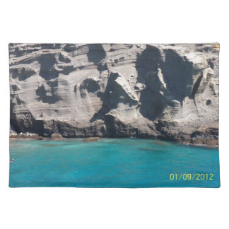Big Island of Hawaii Green Sand Beach Placemat