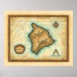 big island, hawaii, map, exotic, adventure,