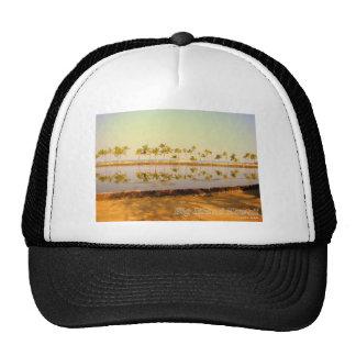 Big Island Palms Trucker Hat