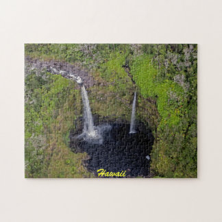 Big Island Waterfalls Puzzle