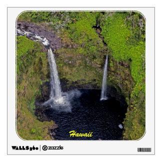 Big Island Waterfalls Wall Decal