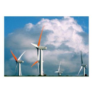 Big Island Windpower Large Business Card
