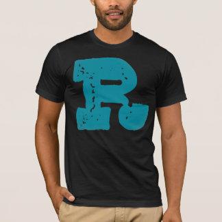 """Big """"Italian"""" R T-Shirt"""