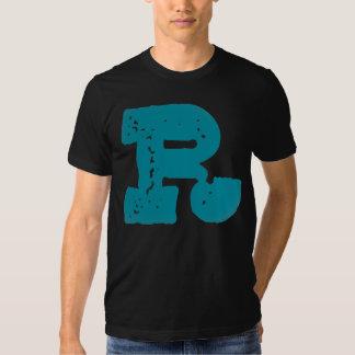 """Big """"Italian"""" R Tee Shirt"""