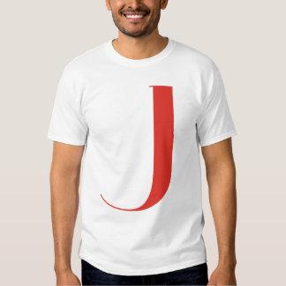 Big J: Jeanne Moderno Lettres T-shirt