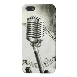 Big Jazz iPhone SE/5/5s Cover