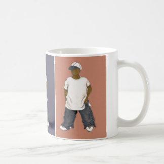 big jeans little boy coffee mug