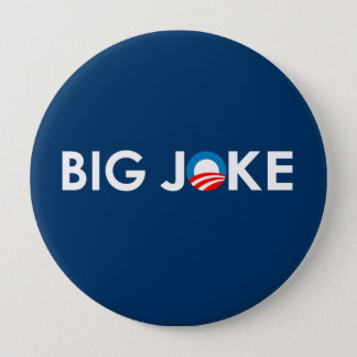 BIG JOKE PINBACK BUTTON