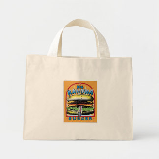 big kahuna mini tote bag