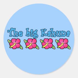 Big Kahuna Products Sticker