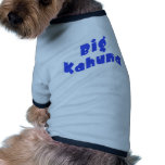 Big Kahuna with Matching Little Kahuna Products Pet Tshirt
