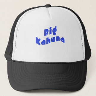 Big Kahuna with Matching Little Kahuna Products Trucker Hat