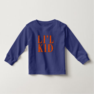 Big Kid and Little Kid Toddler T-shirt