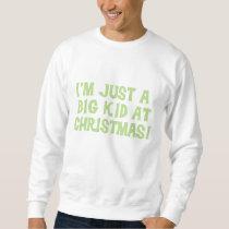 Big Kid at Christmas Tshirts and Gifts