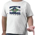 Big Kid Baseball Camp Tshirt