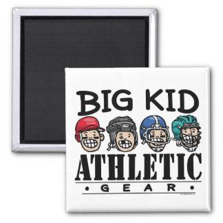 Big Kid Multi-Sport Athlete Magnet