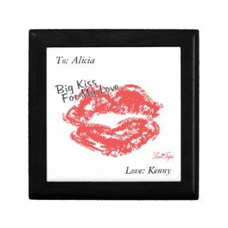 Big Kiss For My Love- Gift Box