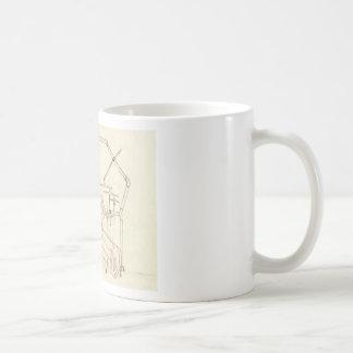 Big Kit Classic White Coffee Mug