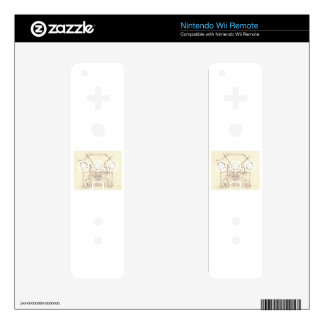 Big Kit Decals For Wii Remotes