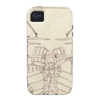Big Kit iPhone 4/4S Case