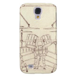 Big Kit Samsung Galaxy S4 Case