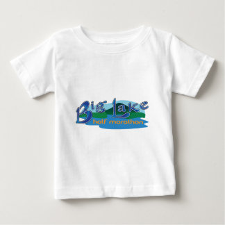 Big Lake Half Marathon Baby T-Shirt